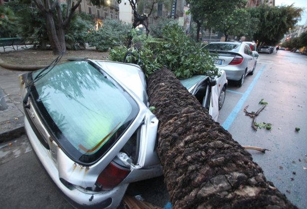Palermo flooding